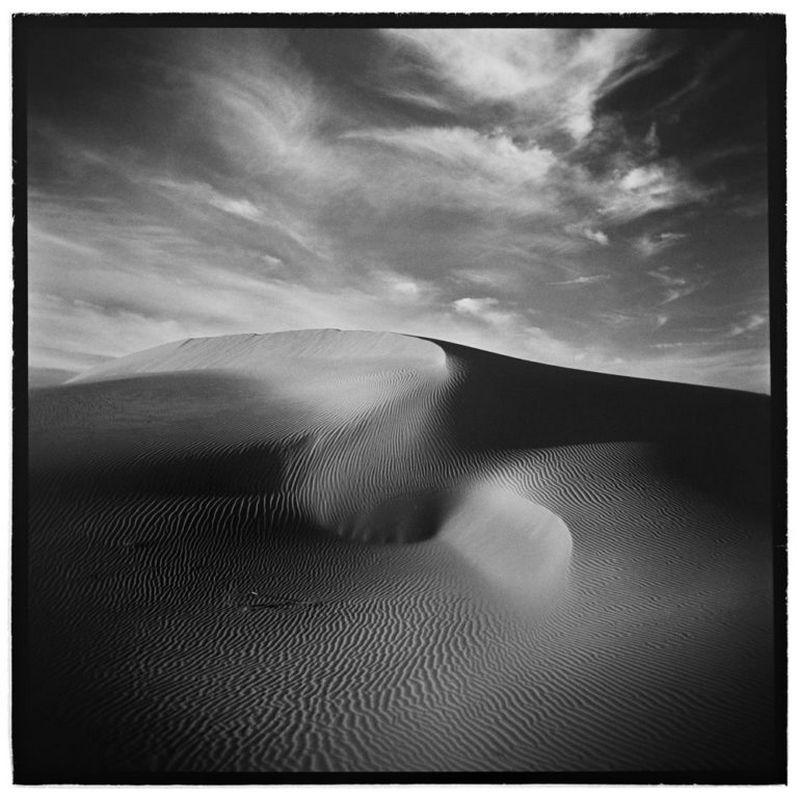 Les photos hypnotiques de l'Ouest américain de Troyce Hoffman