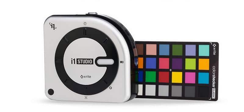 X-Rite dévoile i1Studio : Un nouveau système de correction des couleurs pour les photographes