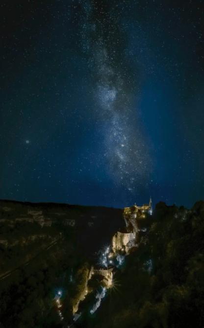 Astrophotographie et Voie lactée pour de belles photos de paysage