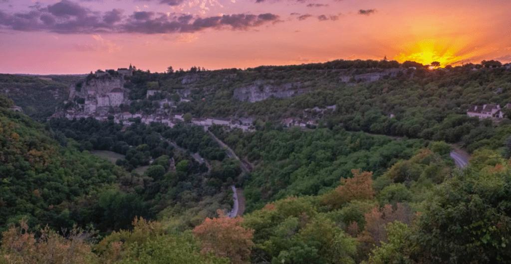 Réussir sa photo de paysage avec un coucher de soleil