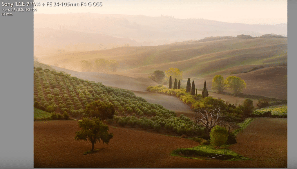 Réussir ses photos de paysage en Toscane