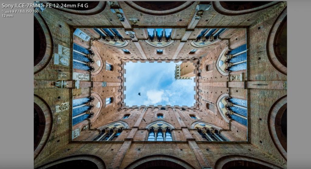 Photo d'architecture à Florence