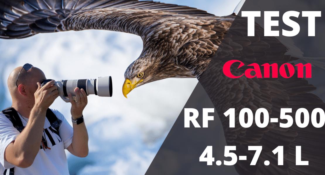 test RF 100-500