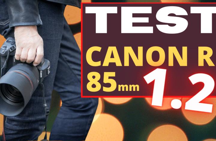 test canon rf 85 1.2