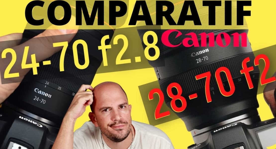 Canon RF 24-70 2.8 vs RF 28-70 F2