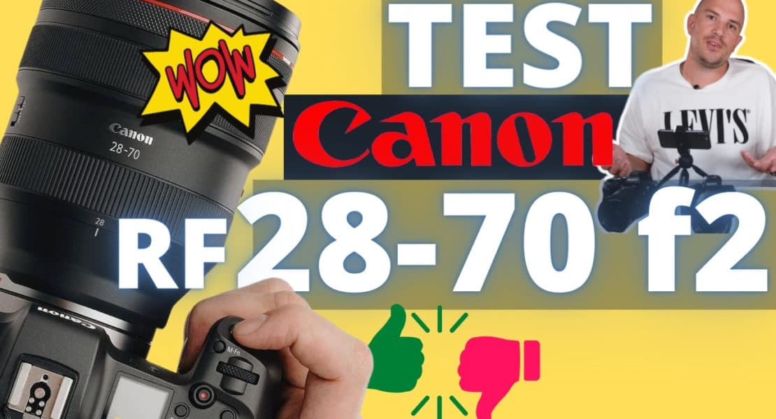 test Canon RF 28-70mm F2