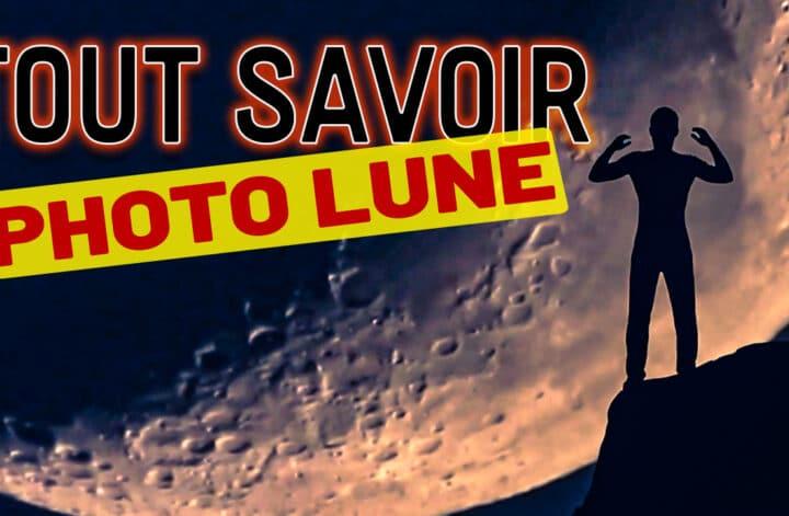 comment photographier lune