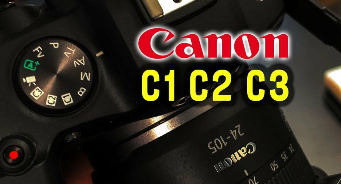 Canon C1 C2 C3