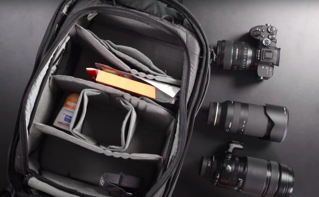 Le meilleur sac à dos photo pour partir en voyage.