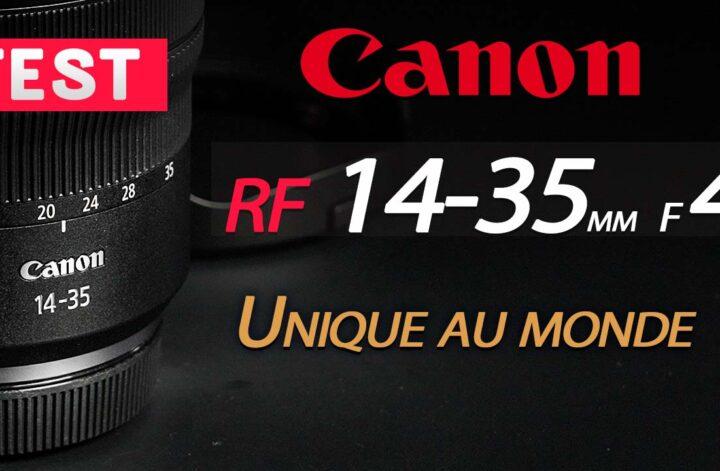 test Canon RF 14-35 F4